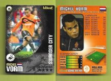 Swansea City Michael Vorm (K14) Silver-Star